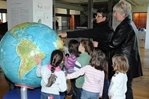 Kindergeburtstag feiern in der inatura in Dornbirn (c) inatura