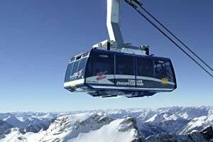 Skigebiet: Tiroler Zugspitzbahn in Ehrwald (c) Tiroler Zugspitzbahn