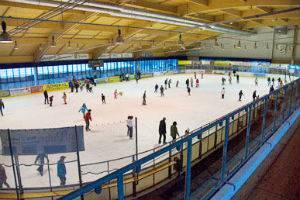 (c) Eishalle in Gmunden
