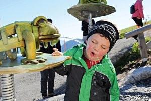 Ellmi's Zauberwelt auf dem schönen Aussichtsberg Hartkaiser (c) SkiWelt Wilder Kaiser - Brixental
