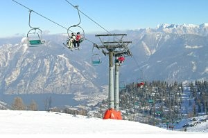 Feuerkogel Skigebiet, copyright: Tourismusbüro Ebensee