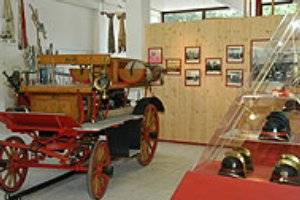 Feuerwehrmuseum Eisenstadt © by Landesfeuerwehrverband Burgenland