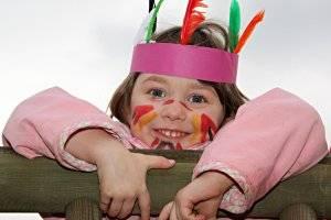 Indianerfest Funtasia, copyright: Kindererlebnishof Funtasia®