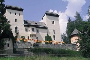Heimatmuseum Schloss Goldegg, copyright: Kulturverein Schloss Goldegg