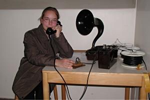Radiomuseum Grödig, copyright: H.M. Walchhofer