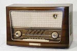 Grödig Radiomuseum Schule, copyright: Hans Martin Walchhofer