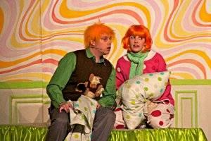 Die Schatztaucherin, copyright: Theater HEUSCHRECK