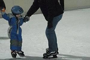 Eislaufen auf der Kunsteisbahn Hohenems (c) SK
