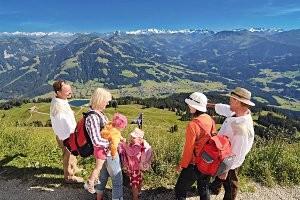 Bergbahn Hopfgarten - Sommerfrische auf der Hohen Salve (c) SkiWelt Wilder Kaiser - Brixental