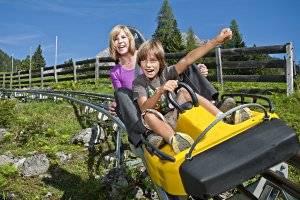 Alpine Coaster Imst - rasante Achterbahn in Imst (c) Imster Bergbahnen