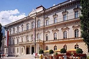 Tiroler Landesmuseum Ferdinandeum in Innsbruck  (c) Tiroler Landesmuseen-BetriebsgmbH