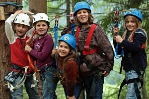 Adventurepark Katschberg, copyright: Adventurepark Katschberg