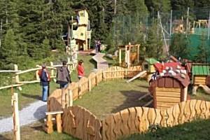 Katschberg Kindererlebniswelt Katschhausen (c) TVB Katschberg-Rennweg