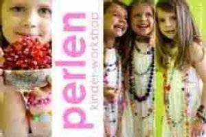 Kindergeburtstag mit Perlen-Bastel Workshop (c) Perlensucht