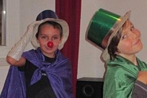 Kreativ Kinderfeste feiern (c) Veronika Prieler