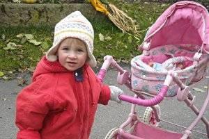 Kinderwagentaugliche Wanderung am Kristberg (c) SK