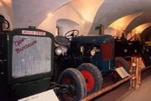 Landtechnik-Museum im Europaschloss Leiben (c) Ökoregio Qualitätssicherungsges.m.b.H.