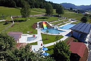 Lasberg Erlebnisbad Splash, copyright: Marktgemeinde Lasberg