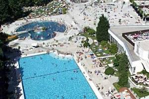 Erlebnisfreibad Parkbad in Linz, copyright: LINZ AG