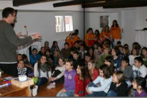 (c) literaturhaus schanett in Hohenems