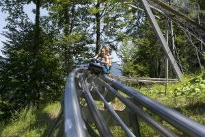 Alpine Coaster Golm in Vandans (c) Illwerke Tourismus