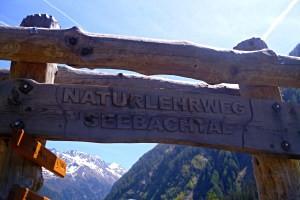 Naturlehrweg Seebachtal, copyright: Diana