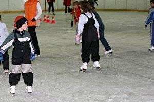 Eislaufen in Mattersburg (c) SK