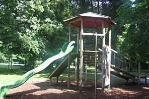 Mattighofen Kinderspielplatz, copyright: Diana