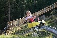 Sommerrodelbahn Stubai der Serlesbahnen Mieders (c) Serlesbahnen Mieders