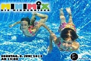Minimix Kinderdisco Pooleröffnung (c) Minimix