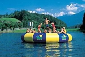 Badespaß am Natterersee (c) Giner Freizeit & Tourismsu GmbH