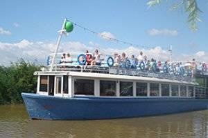 Mit der Schifffahrt Weiss-Sommer über den Neusiedlersee