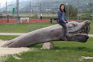Spielplatz Niedernsill copyright: Diana