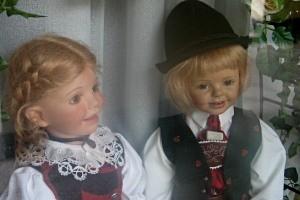 Obertrumer Puppenwelt, copyright: Diana