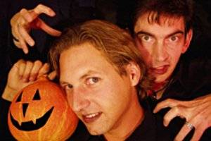 Our Halloween - Danny & Gerry (c) Thomas Amersberger