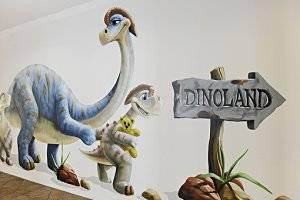 Dinoland im Designer Outlet Parndorf (c) Designer Outlet Parndorf