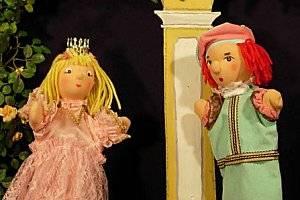 Kasperl und der Zauberer Spaghetti, copyright: Friedburger Puppenbühne