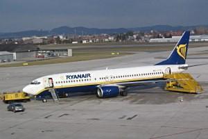 Flughafen Salzburg, copyright: Diana