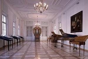 Salzburg Mozarts Wohnhaus, copyright: Int. Stiftung Mozarteum