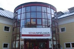 schauspielhaus salzburg, copyright: Diana