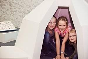 Schneckenkratzer und Wolkenhaus Kindermuseum FRida & freD © una.knipsolina / petra schulz