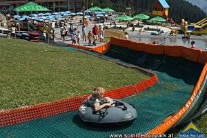 Sommer-Funpark Fiss  in Serfaus-Fiss-Ladis (c) Serfaus-Fiss-Ladis / Tirol