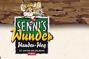 Senni's WunderWanderWeg in St. Anton am Arlberg (c) Fam. Senn