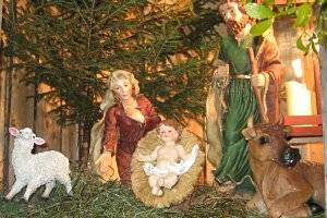 Advent am Stehrerhof, copyright: Diana