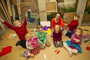 Kostenlose Kinderbetreuung bei ausgewählten Nachmittagsvorstellungen (c) Rita Newman/Theater in der Josefstadt