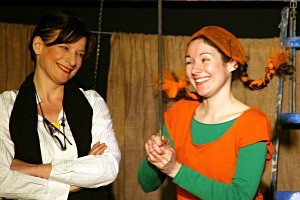 Pippi Langstrumpf vom theater tabor, copyright: Theater Tabor