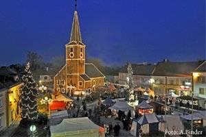 Traiskirchen Adventmarkt (c) Tourismus- und Wirtschaftsförderungsverein