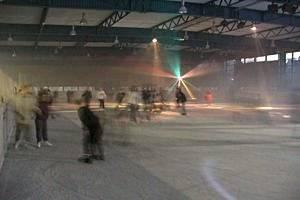 Eishalle in Traun, copyright: Stadtamt Traun