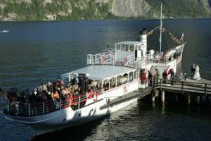 (c) Traunsee Schifffahrt