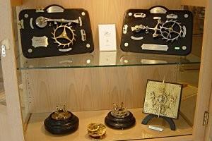 Uhrenmuseum Karlstein (c) Österreicher Markus